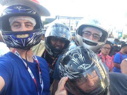 Helmets 2