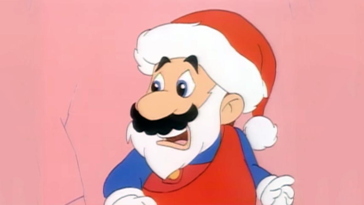 Mario-Santa