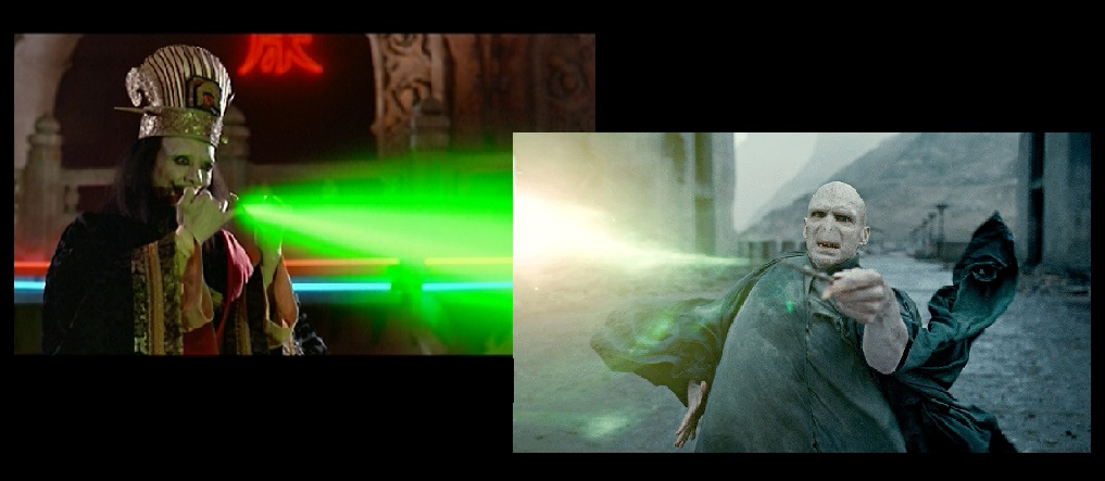 Lo Pan VS Voldemort