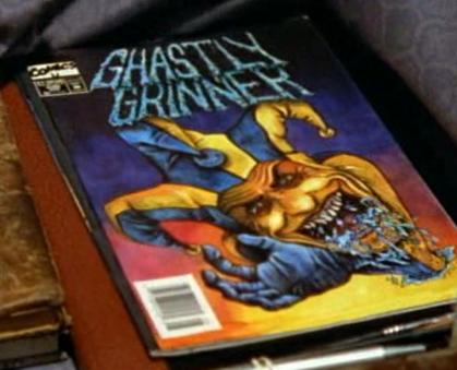 ghastly grinner 1