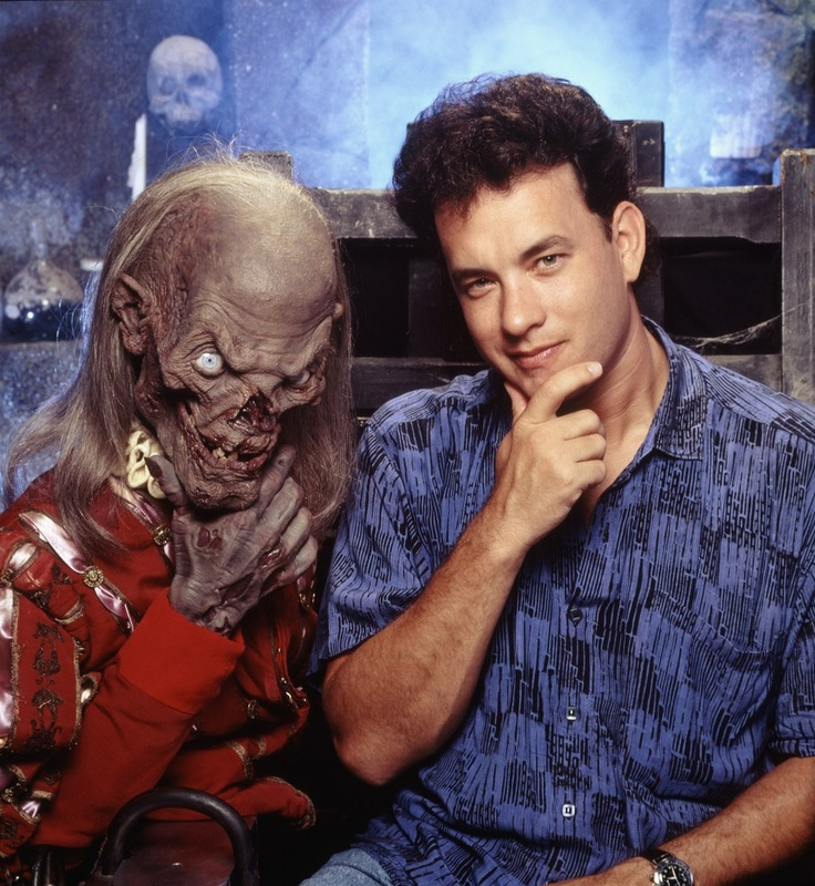 Hanks and Crypt Keeper